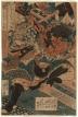Li Kui - Juodasis viesulas, dar žinomas kaip geležinis jautis Li (Kokusenpû Riki, ichimei Ritetsugyû)