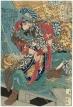 Zhu Tong - Gražiosios barzdos viešpats (Bizenkô Shudô)