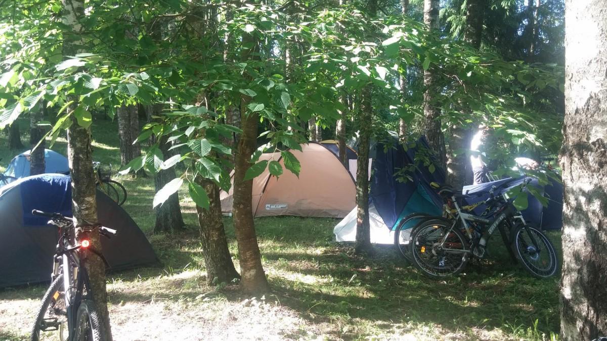 stovykla rytas